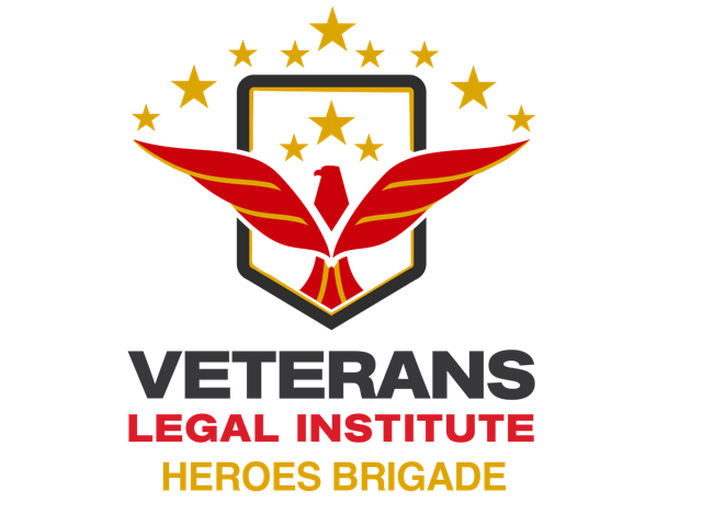 Heroes Brigade Veterans Legal Institute Logo